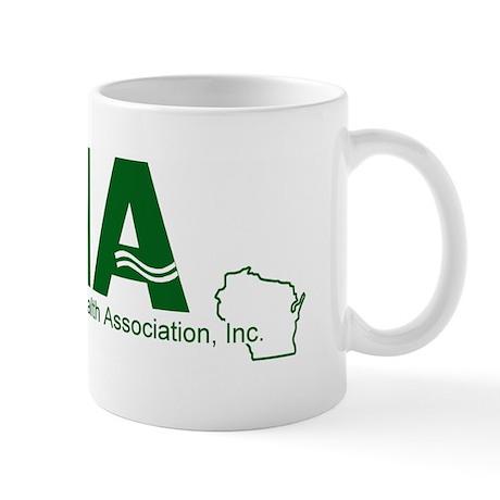 WEHA Logo Mug