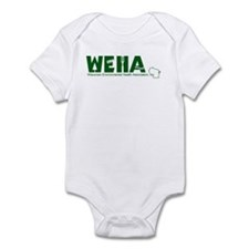WEHA Logo Infant Bodysuit