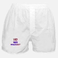 Vince - 100% Obamacrat Boxer Shorts