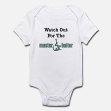 1275 Watch Out for the Master Infant Bodysuit