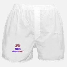 Zack - 100% Obamacrat Boxer Shorts