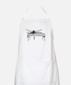 Dragonfly Massage BBQ Apron