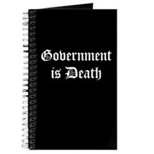 Gov't is Death Journal
