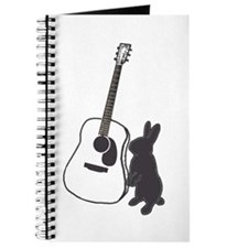 bunny & guitar Journal