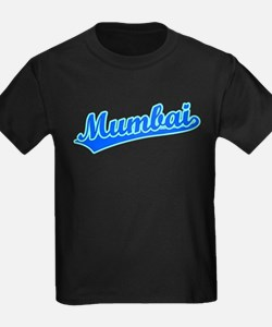 Retro Mumbai (Blue) T