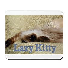 Himalayan Kitten Mousepad