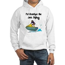 1590 I'd Rather be Jet Skiing Hoodie