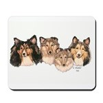 Sheltie 2 Mousepad