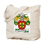 Palomino Family Crest Tote Bag