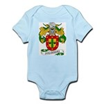Palomino Family Crest Infant Creeper