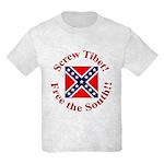 Screw Tibet Kids Light T-Shirt