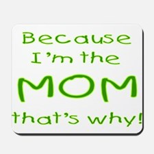 Mom Mousepad