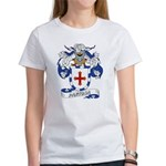 Pantoja Family Crest Women's T-Shirt