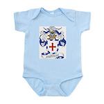 Pantoja Family Crest Infant Creeper