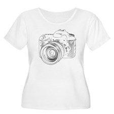 Unique Camera T-Shirt