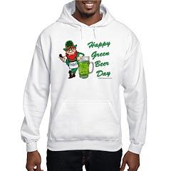 Green Beer Hoodie