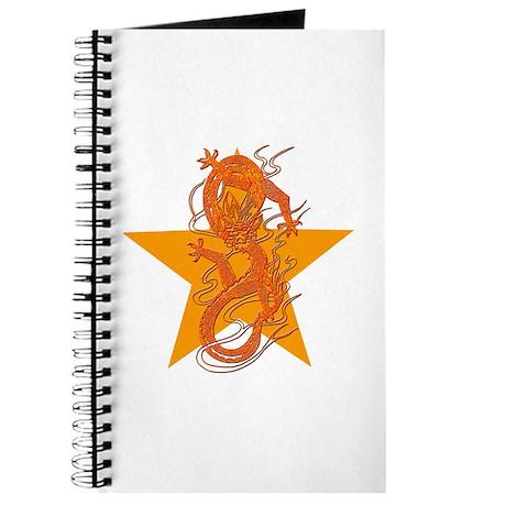 Orange Dragon for Tibet Journal