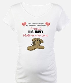 Proud US Navy Mother-in-Law Shirt
