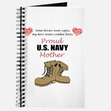 Proud US Navy Mother Journal