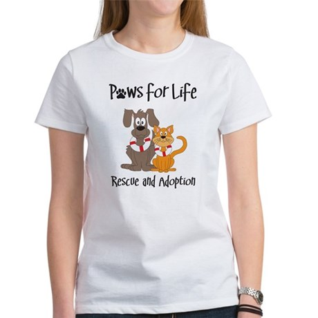 paws-for-life T-Shirt