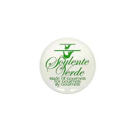 Soylente Verde Mini Button