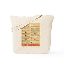 Texas Civil Rights Tote Bag