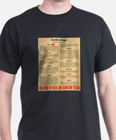 Texas Civil Rights T-Shirt