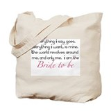 Bridezilla Totes & Shopping Bags