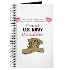 US Navy Daughter Journal