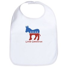Little Democrat Bib