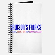 """Dawson's Freaks"" Journal"