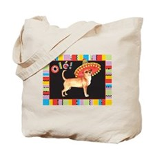 Fiesta Chihuahua Tote Bag