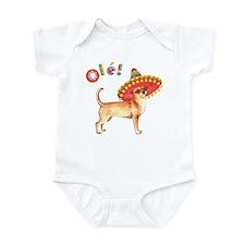 Fiesta Chihuahua Infant Bodysuit