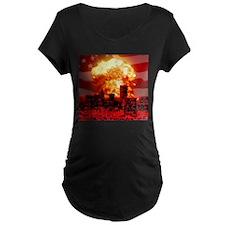 Zionist Bomb T-Shirt