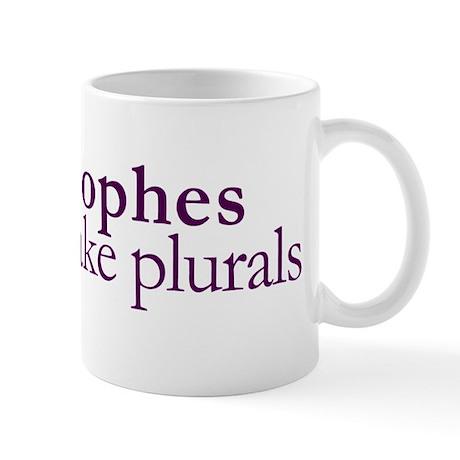 apostrophesdonotmakeplurals Mugs