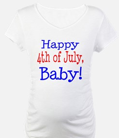 Happy 4th of July, Baby Shirt