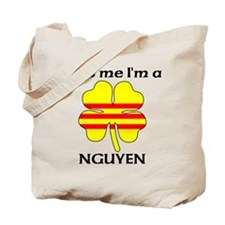Nguyen Family Tote Bag