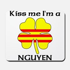 Nguyen Family Mousepad