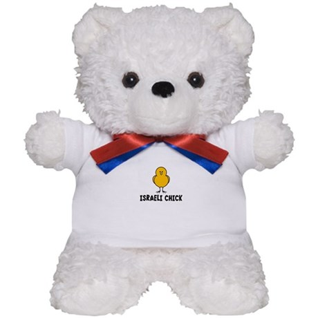 Israeli Teddy Bear