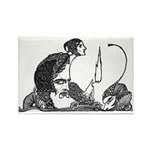Faust 85 Rectangle Magnet (100 pack)