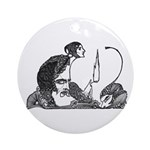 Faust 85 Ornament (Round)