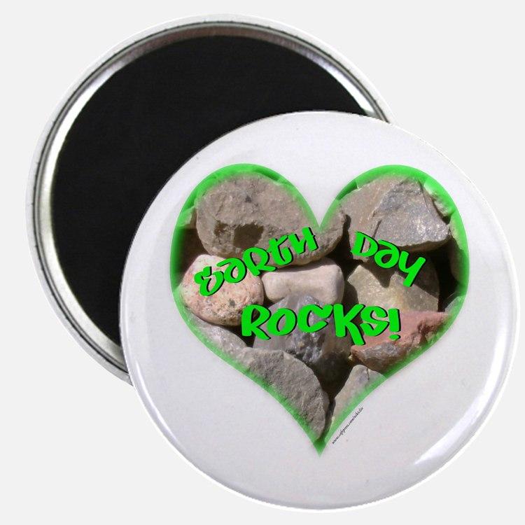 Earth Day Rocks! Magnet