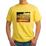FLDS Mormon Temple Yellow T-Shirt