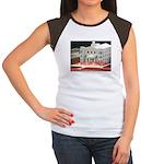 FLDS Mormon Temple Women's Cap Sleeve T-Shirt
