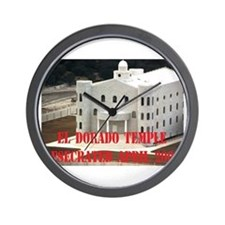 FLDS Mormon Temple Wall Clock