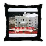 FLDS Mormon Temple Throw Pillow
