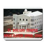 FLDS Mormon Temple Mousepad