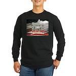 FLDS Mormon Temple Long Sleeve Dark T-Shirt