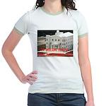FLDS Mormon Temple Jr. Ringer T-Shirt