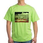 FLDS Mormon Temple Green T-Shirt